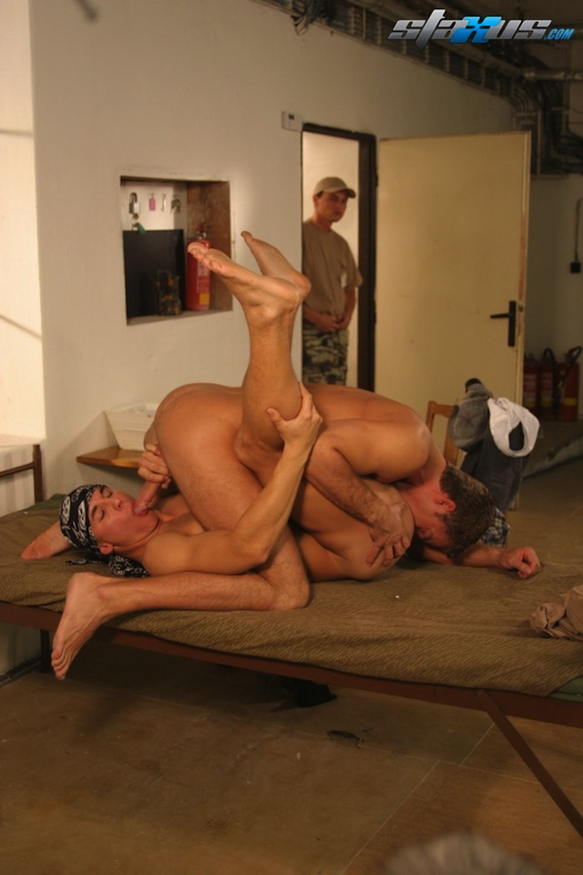 Ladislav Bohar gets fucked by hung and handsome Tom Nowy (2)