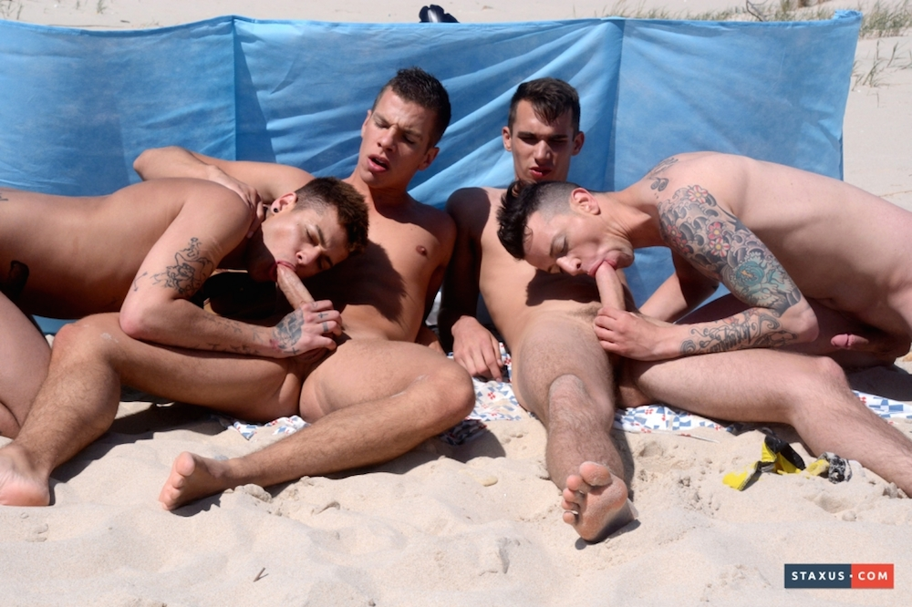 NSOS Hot beach foursome 2